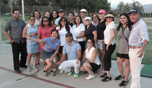 Golf Clinic with International Golf Pro from Italy Federico De Magistris