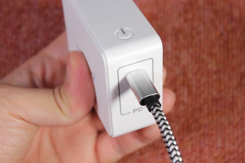 dodocool USB Type-C PD充電機 開封レビュー (18)