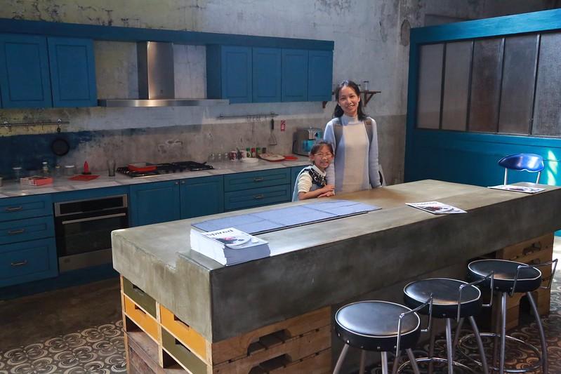 羅小菲之家, 廚房