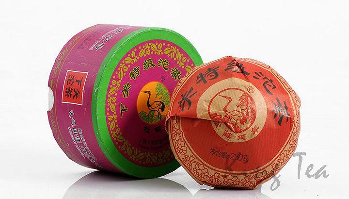 2014 XiaGuan TeJi Tuo   100g *5=500g  YunNan        Puerh Raw Tea Sheng Cha
