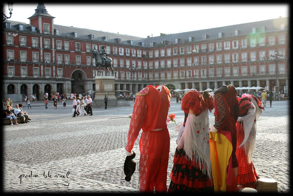 Madrid où perdre la tête