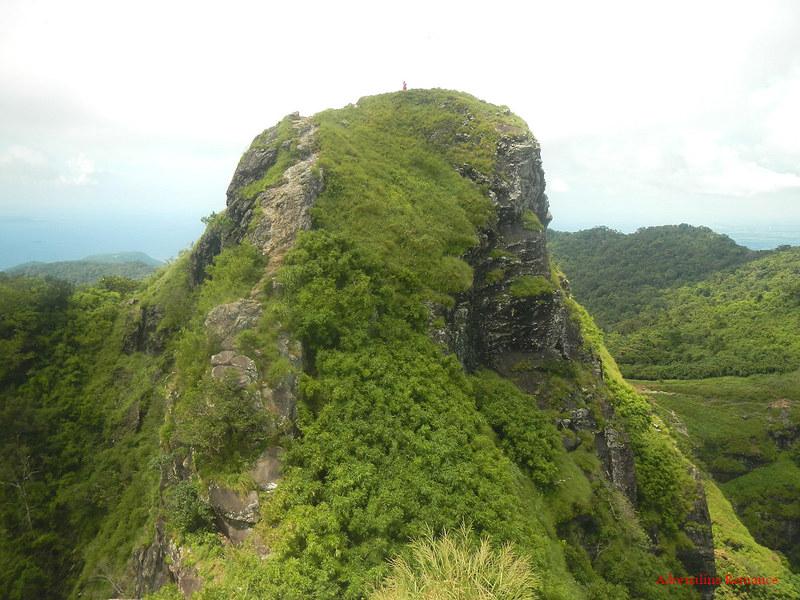 Pico De Loro's summit