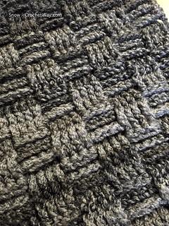 20171202-Crochet Blanket 2