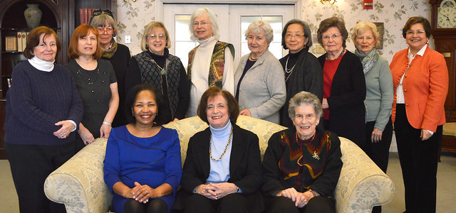 WCCP Board Members Jan2018: Standing: left to right: G.Culin, A.Conlon, K.Hutchins, M.Gordon, M.Giordmaine, D.Buzdygan-Sty, H.Ju, M.Laity,M.F.Stahler,N.Ananos Seated: left to right: L.Woods Cleary,F.Begun,N.Lifland. Not pictured: B.Kestenis,B.Johnson, B.C