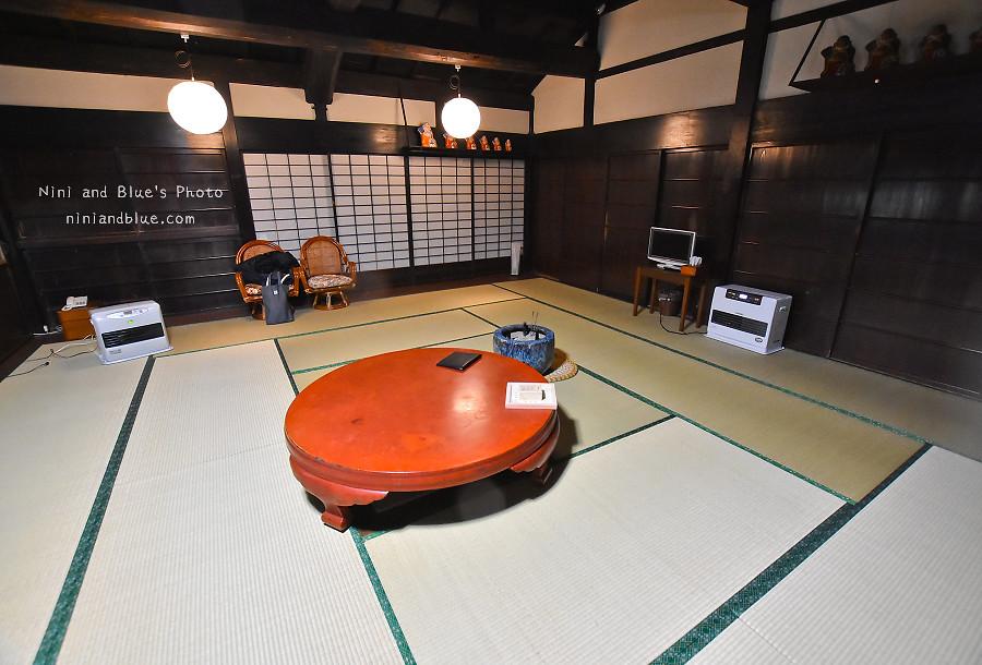 日本 美山住宿 生藥屋溫泉旅館28