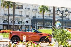 Range rover Evoque Convertible Monaco 2017