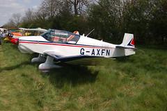 G-AXFN Jodel D.119 [980] Popham 020509
