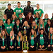 WilmU's cheerleading team celebrated their national championship at the New Castle campus on January 23.
