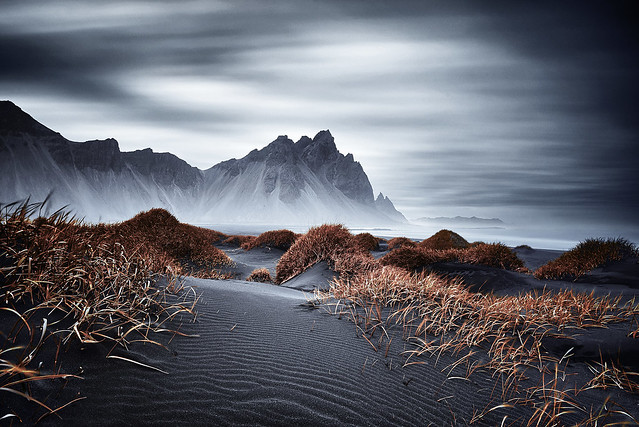 Vestrahorn Islande