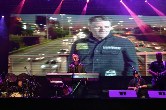 Miguel Mateos - Show de cierre del verano Iquique 2018