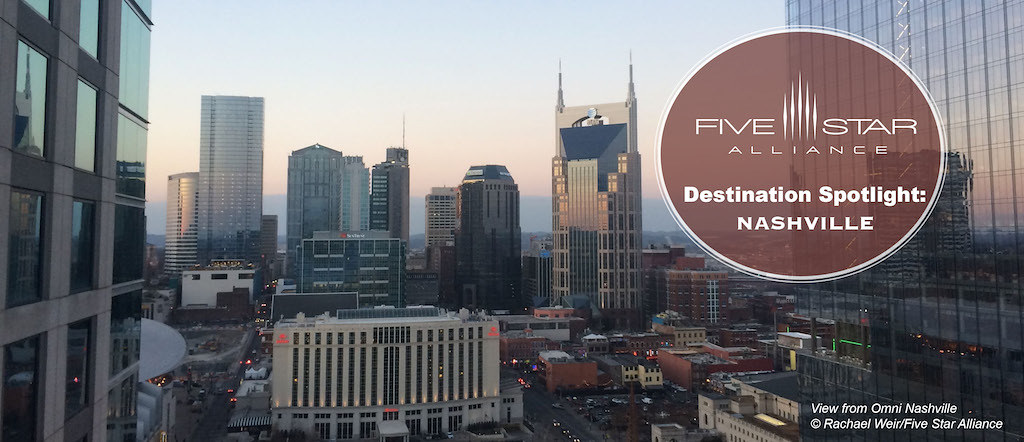 Destination Spotlight: Nashville