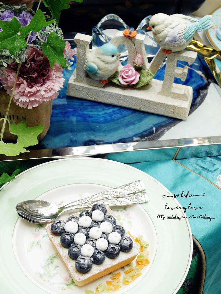 新北新店烏來優聖美地鄉村蛋糕下午茶 (1)