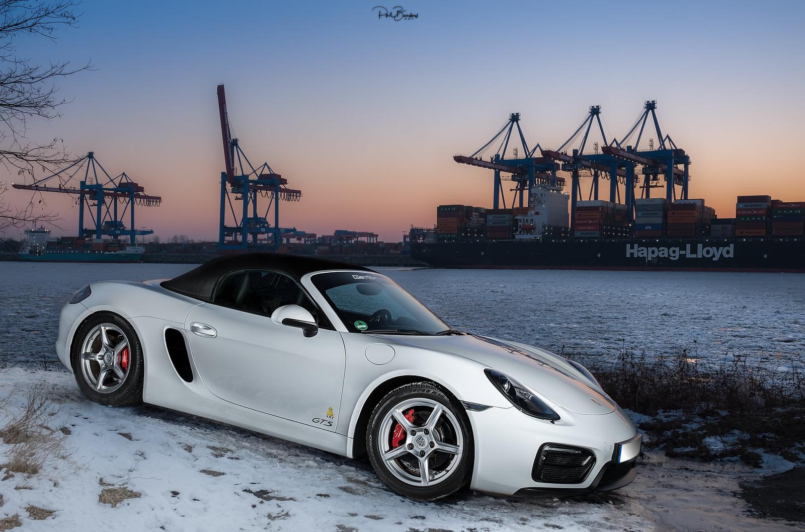 Porsche Boxster GTS, Fujifilm X-T2, XF23mmF1.4 R