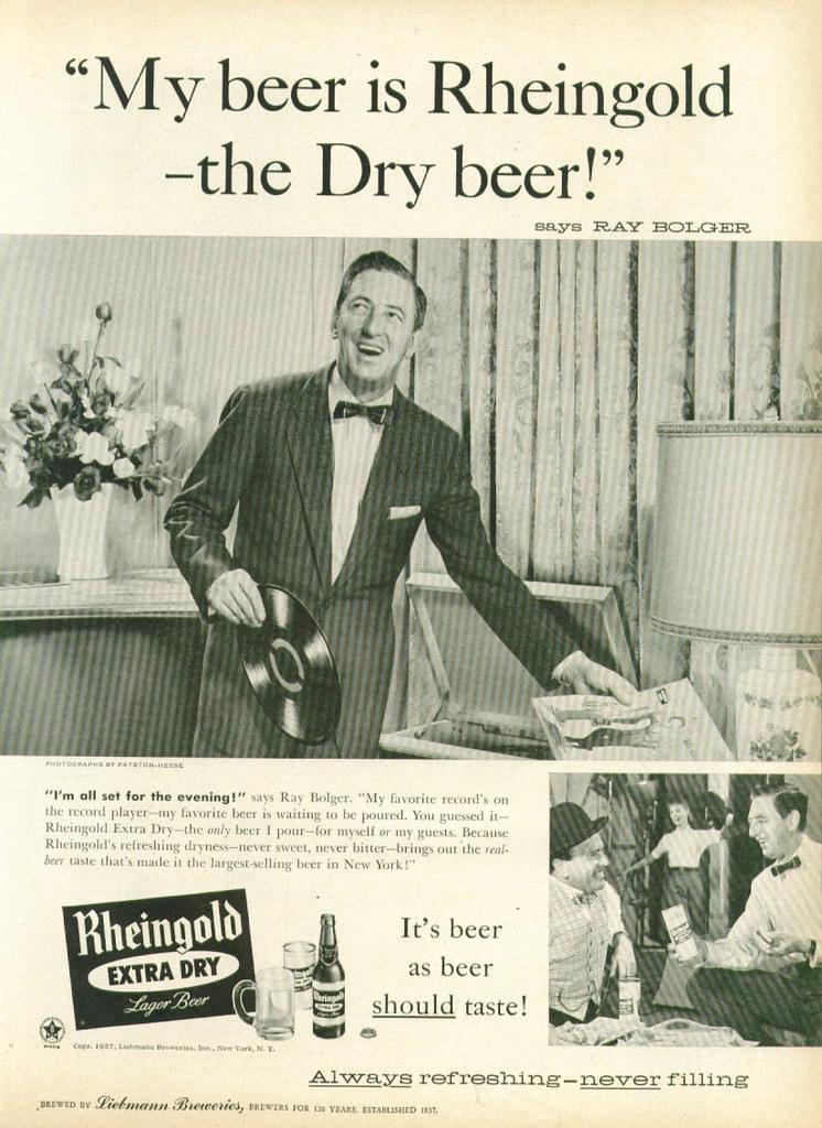 Rheingold-1957-ray-bolger