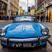 Triumph Spitfire by Martin Smith - Having the Time of my Life
