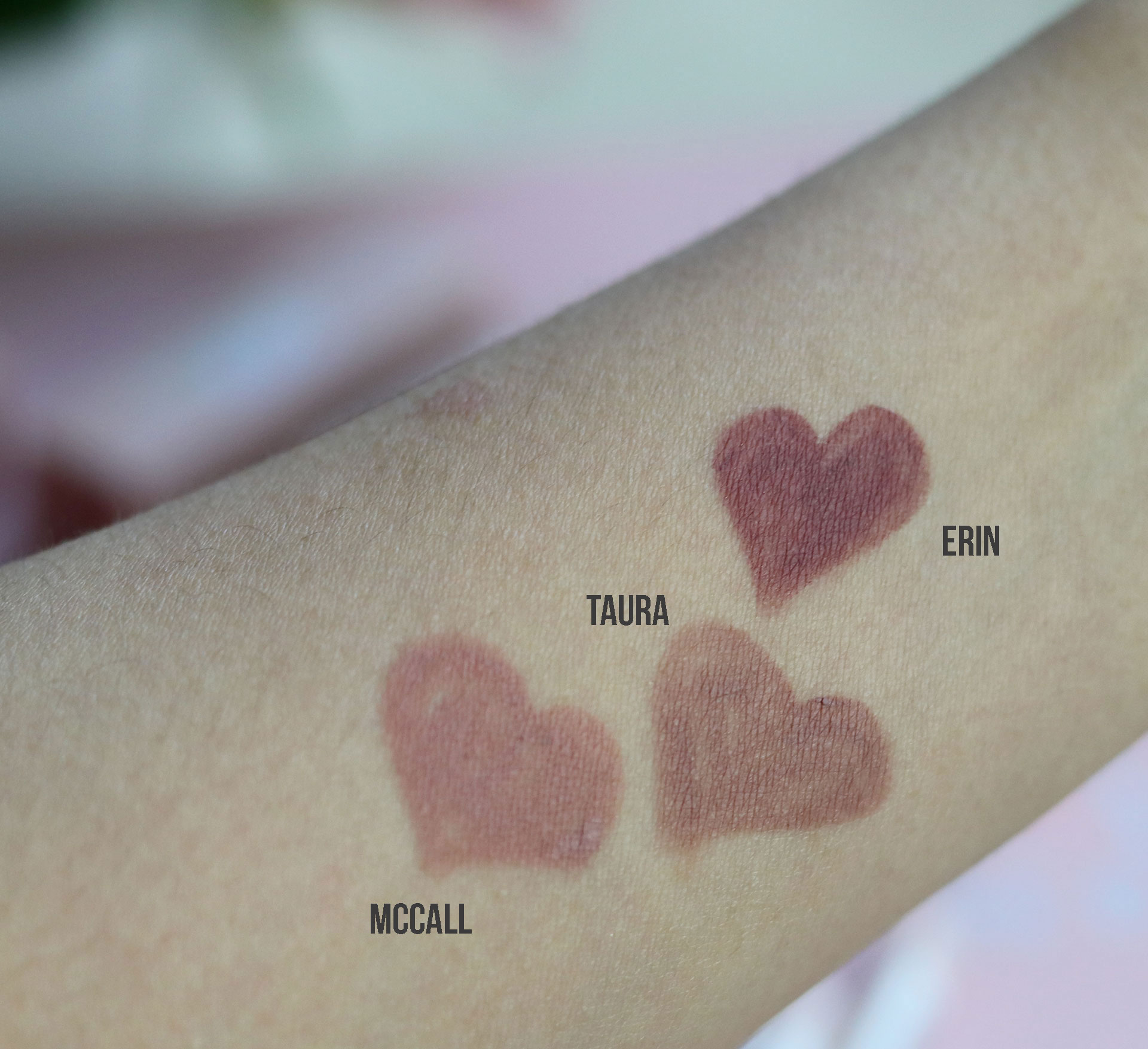 22 Gigi Hadid Maybelline Collection Review Swatches Photos - Gen-zel She Sings Beauty
