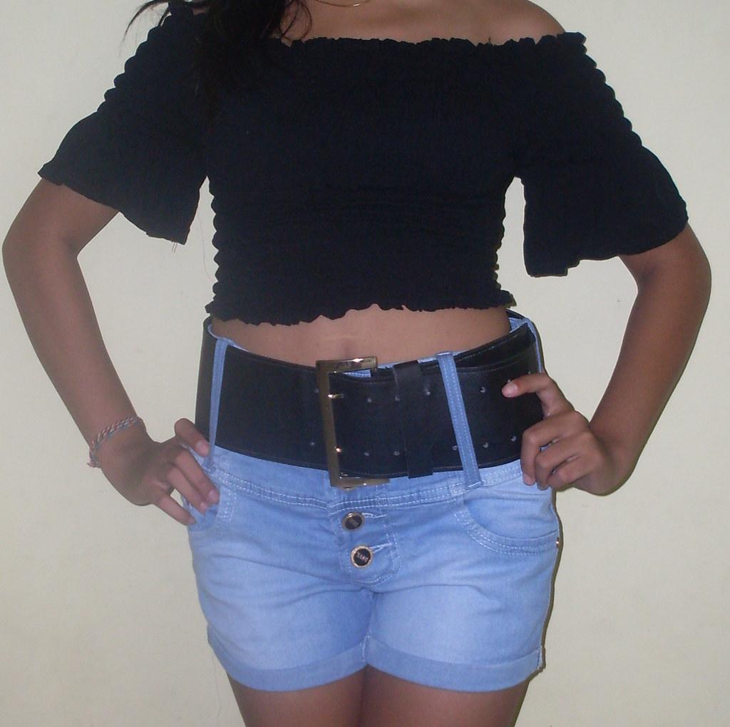 ... wide jeans belt SDC10940 | by ikat.bali