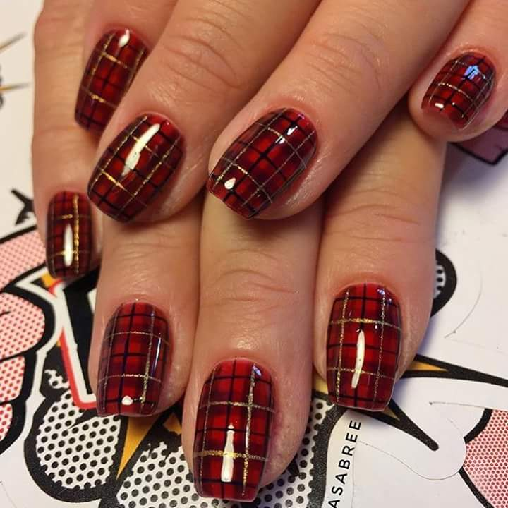 55 Inspiring Holiday Nail Art Ideas That Are Just Wow Styles Art
