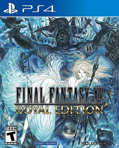 Final Fantasy XV Royal