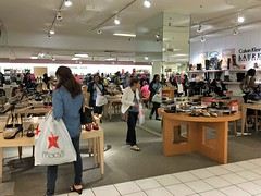 Macy's Downtown Miami Former Burdines Flagship Going Out Of Business Sale