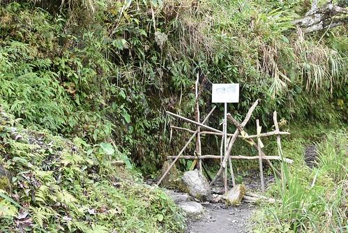 瓦拉米步道-3.5K崩塌高繞