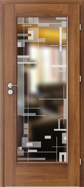 Pískované sklo KPZ17
