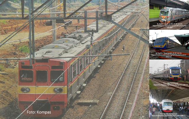 Kereta Jepang di Indonesia (3): KRL Toei 6000 Series