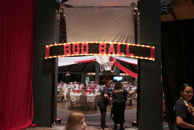 2017 Boo Ball