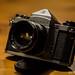 Asahi Pentax SV (taken with Nikon d7200 with  Zhongyi Mitakon 85mm f/2.0 Creator  lens)