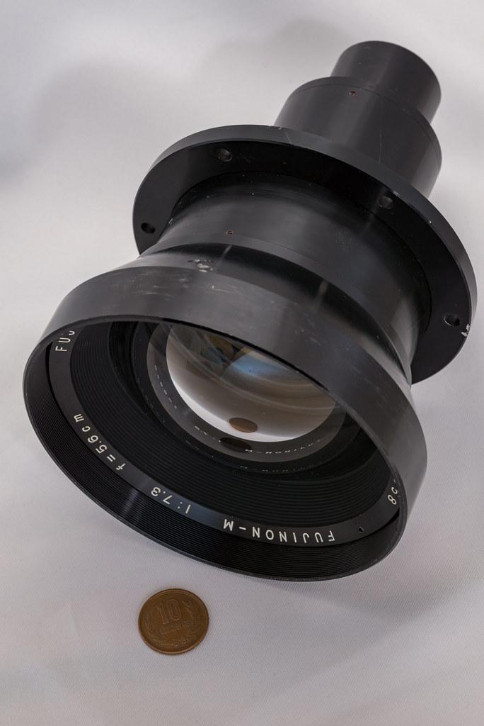 FUJINON-M 1:7.3 f=5.6cm