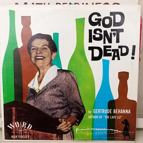 god isn't dead