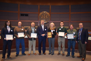 2017 Land Conservation and Tree Preservation Awards
