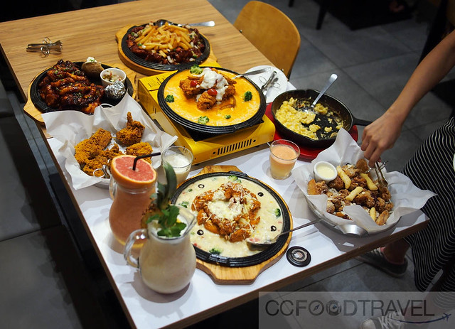 Chir Chir Fusion Chicken Factory – New Flavours Rule!