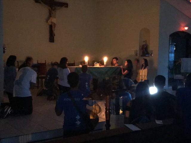 Noites de oração 2018