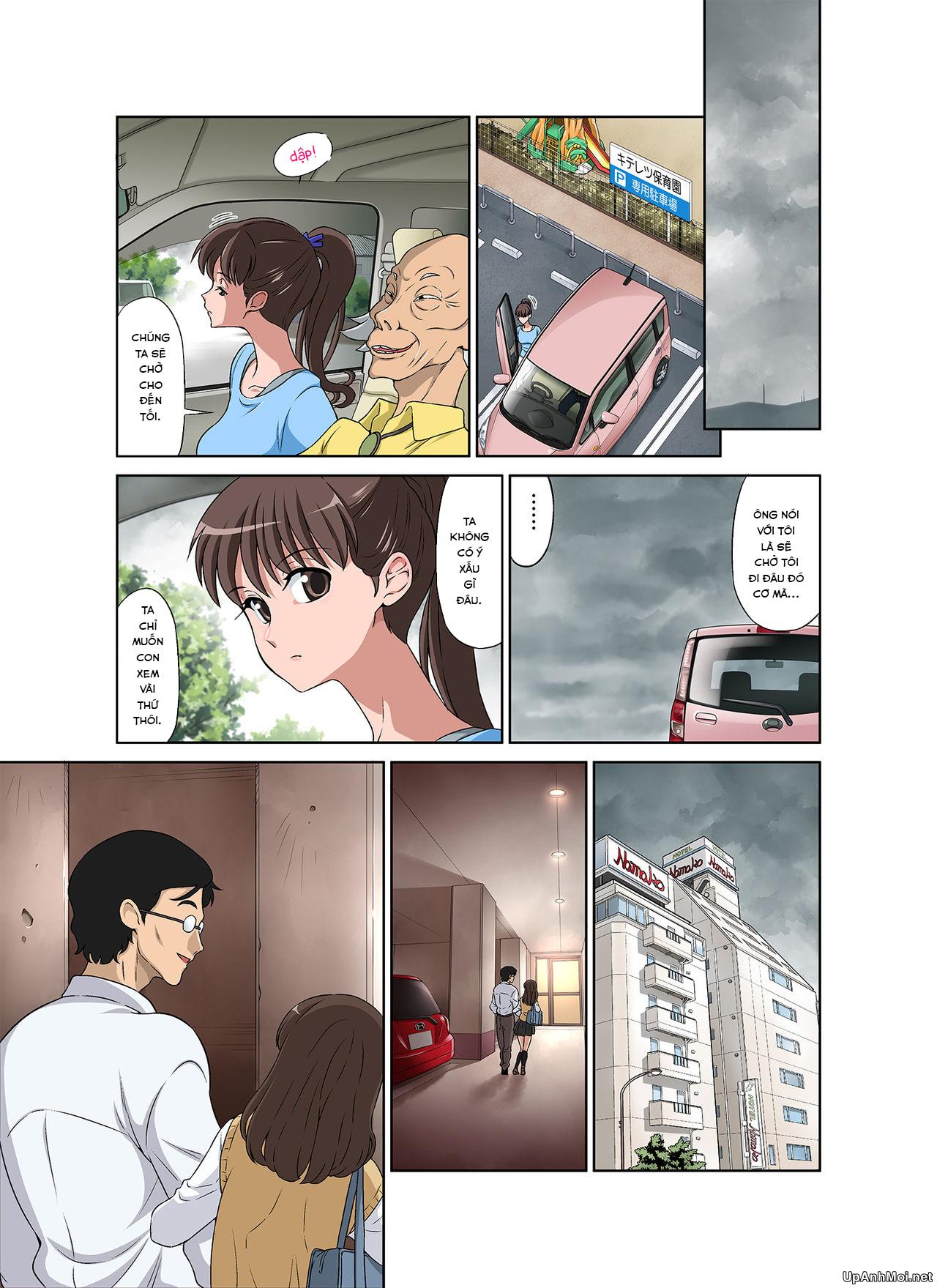 HentaiVN.net - Ảnh 34 - Shinmai Mama-san NTR - 新米ママさんNTR - Oneshot - Phiên bản da trắng