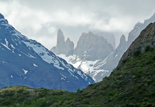 Andes Mountains (Torres del Paine National Park, Chile) 1