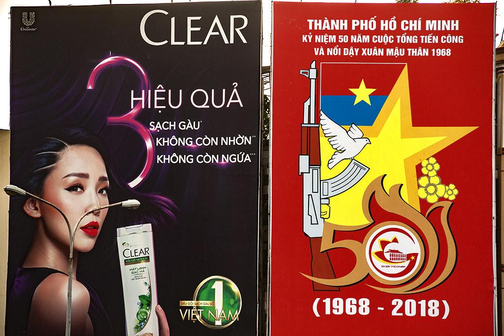 KY NIEM 50 NAM CUOC TONG TIEN CONG--Saigon