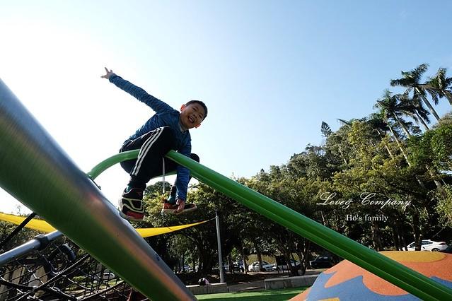 【台北特色公園】萬芳四號公園、萬芳六號公園7