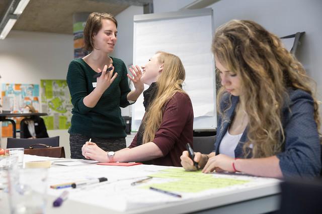 Workshop mit Studierenden 2018
