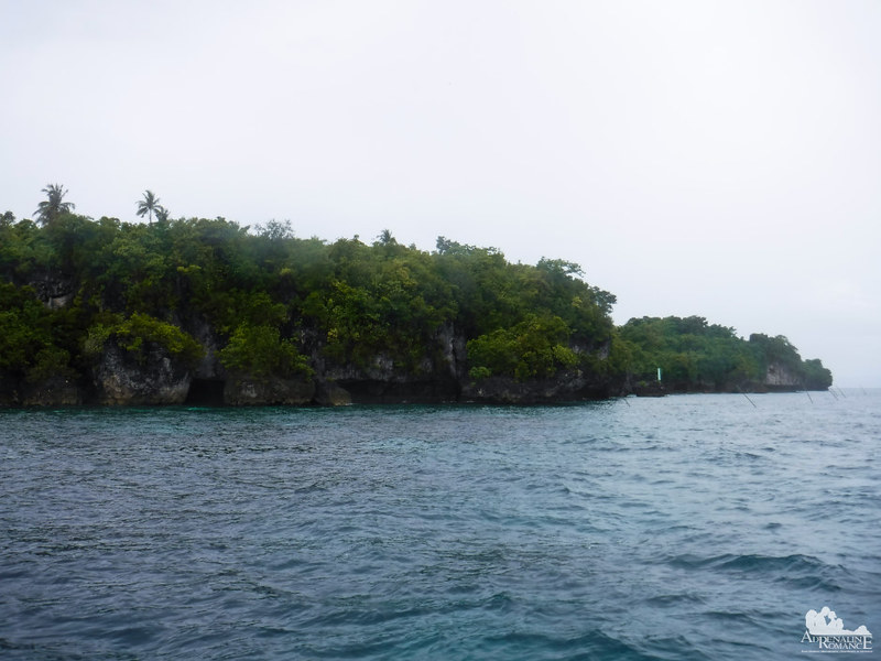 Marine Sanctuary at Himokilan Island