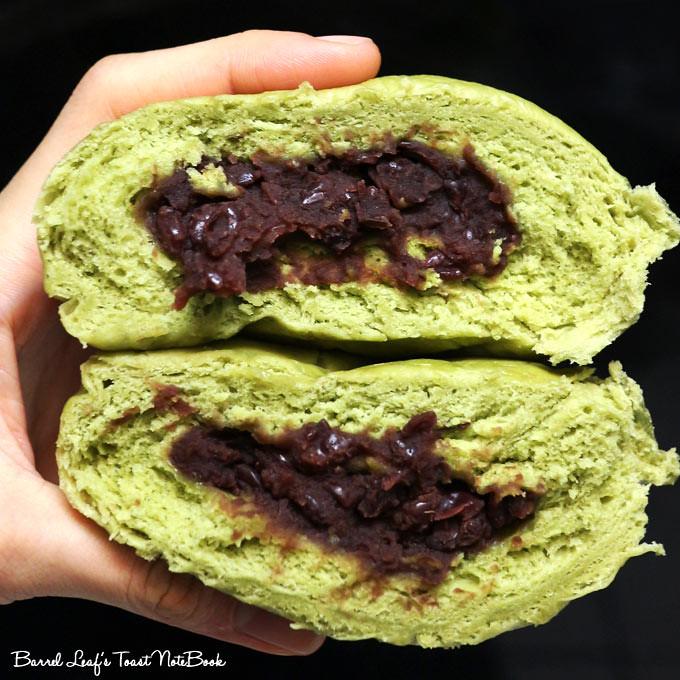 六津素包_高麗菜包 抹茶紅豆包 6jin-vegetarian-buns-cabbage-matcha (2)