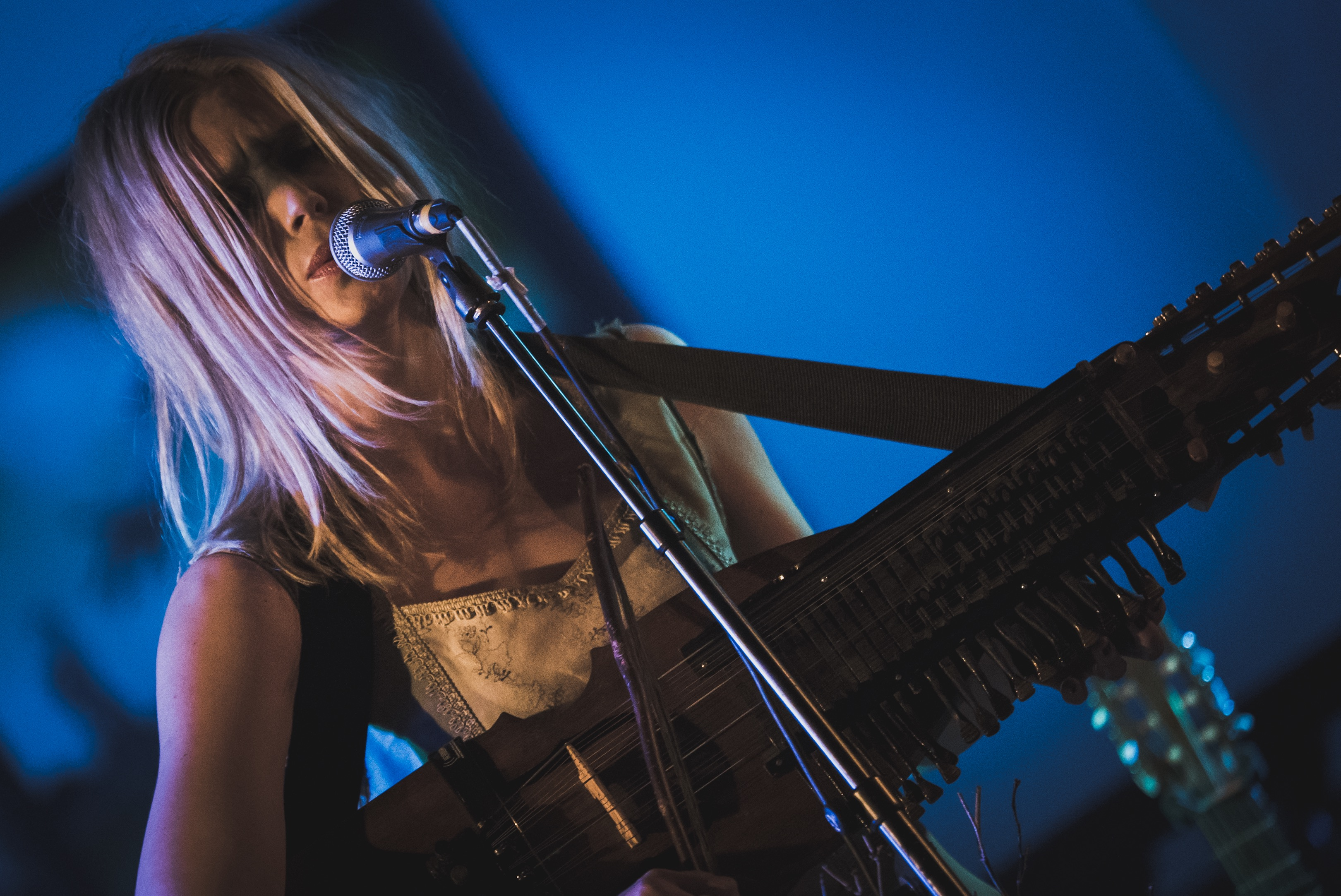 Myrkur at St John On Bethnal Green