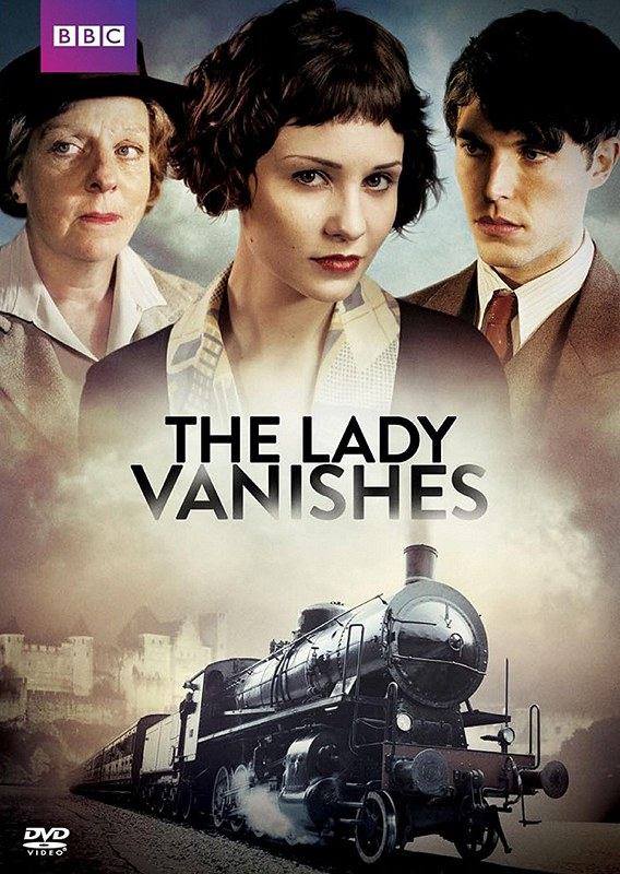 The Lady Vanishes - 2013 - Poster 1
