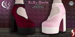 *NW* XoXo Heels