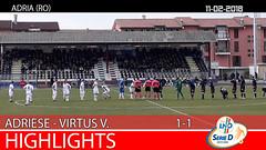 Adriese-Virtus V. del 11-02-18