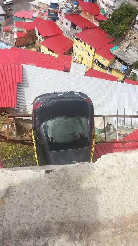 Accidente El Valle