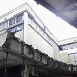 Preston Indoor Market - demolition