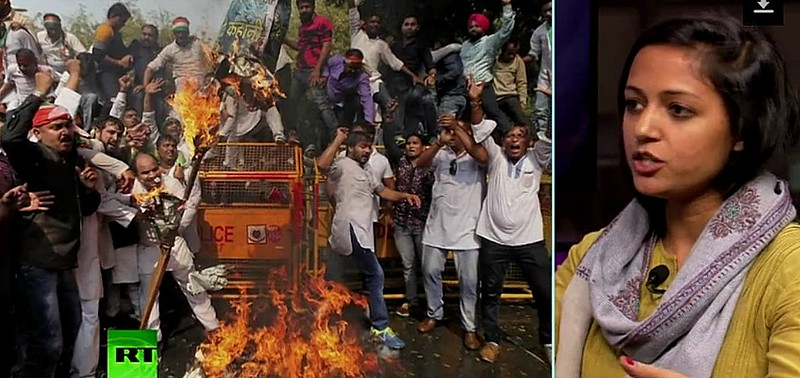 Chris Hedges: The Rise of Fascism in India