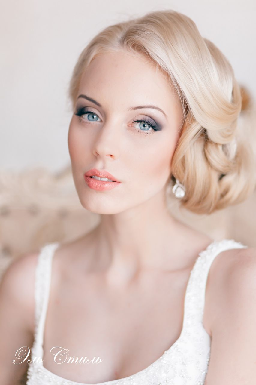 +20 Wedding Day Hairstyles for Brides 2018 - Wedding Hairstyles 1