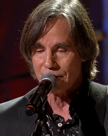 Jackson Browne with Greg Leisz at the Dr. Phillips Center